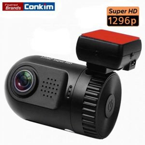 conkim car dvd ambarella a7la50 mini 0805 full HD 23041296p 30fps galimoto